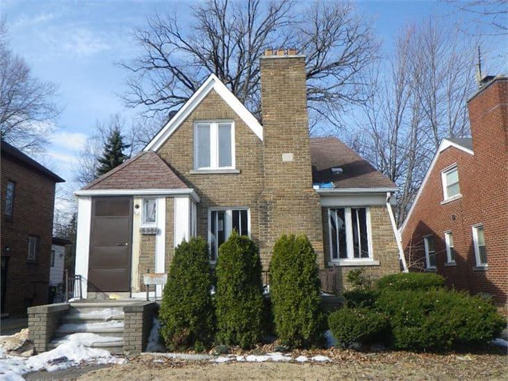 Akár 260 ezer Ft-ért is lehet venni házat Detroitban