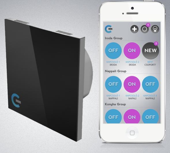 A szegedi startup: Controleo, az okos kapcsoló
