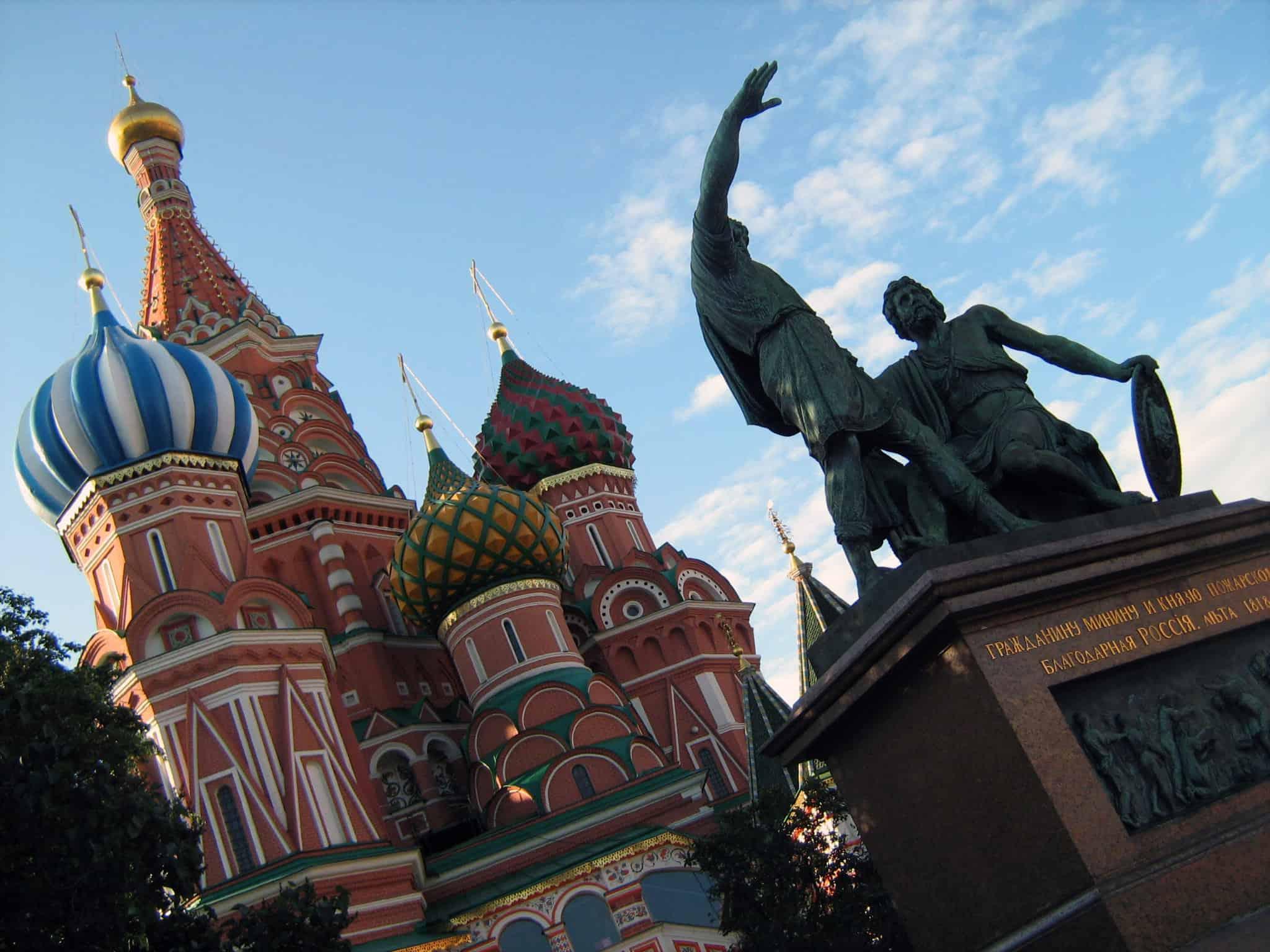 Az orosz tőzsdét nem hatják meg a szankciók