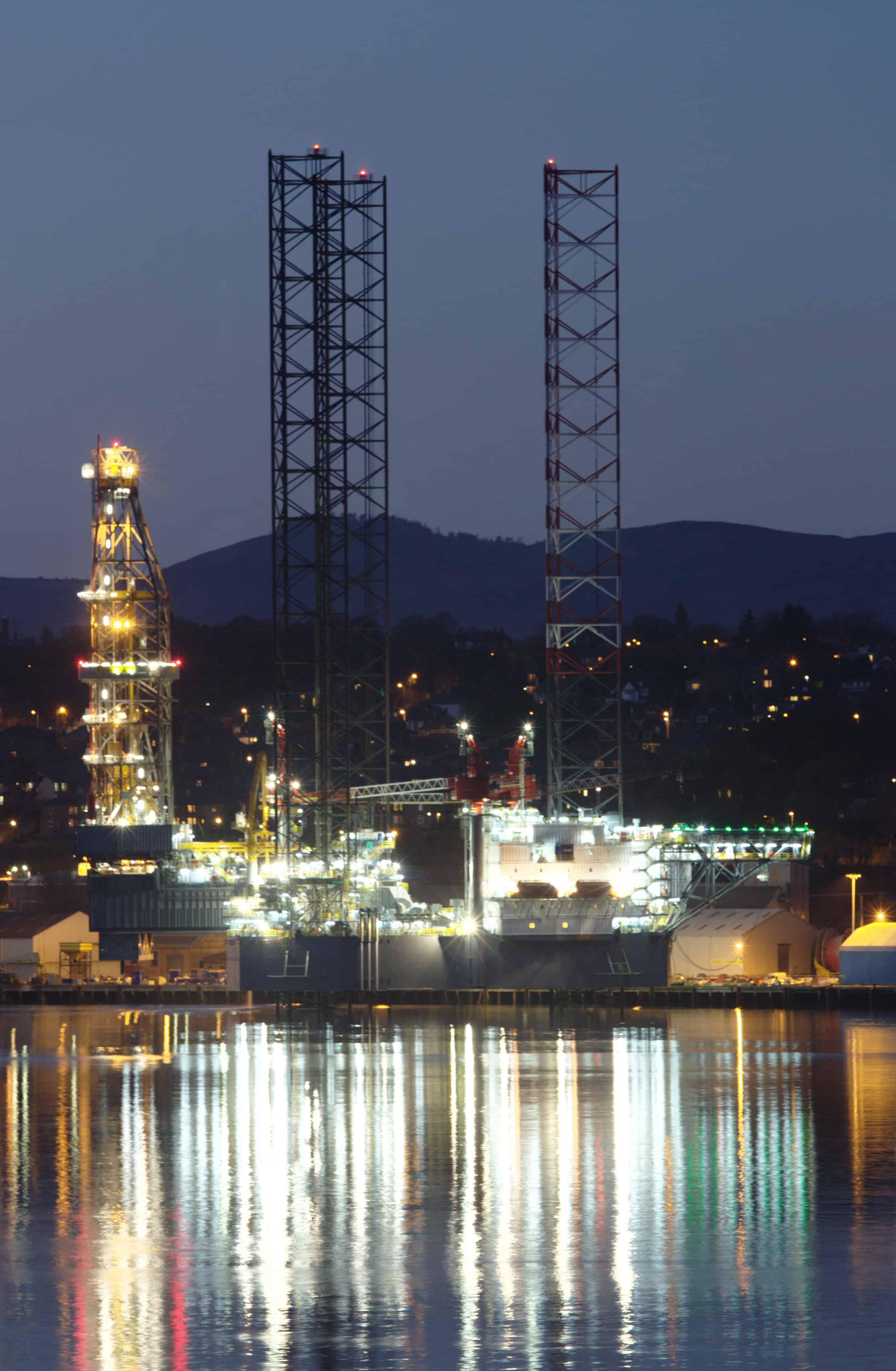 Csökkenő trendben az olaj
