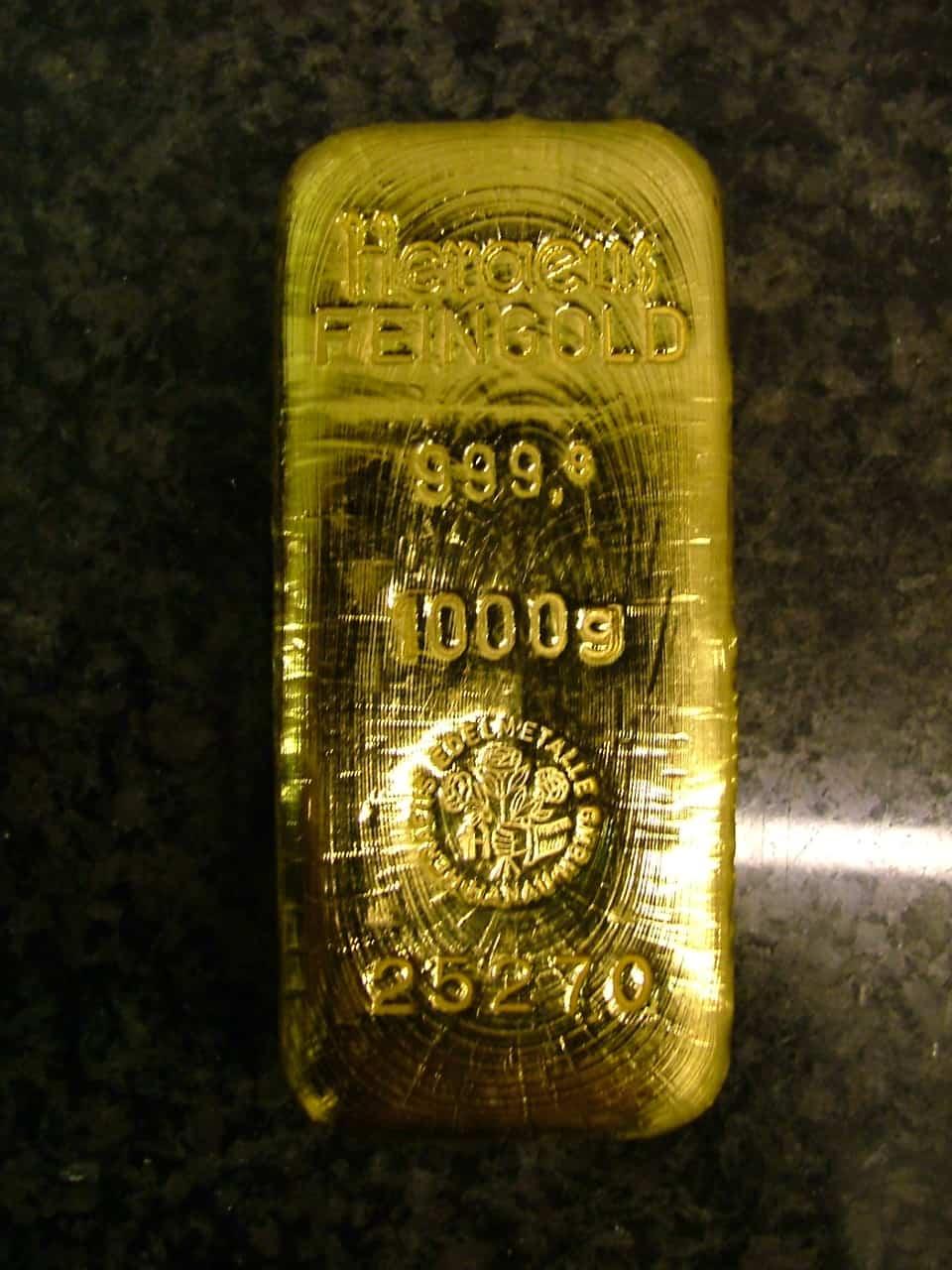 Aranyat venni vagy eladni? Megéri egyáltalán?