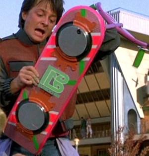 Nemsokára megvásárolható a McFly légdeszka