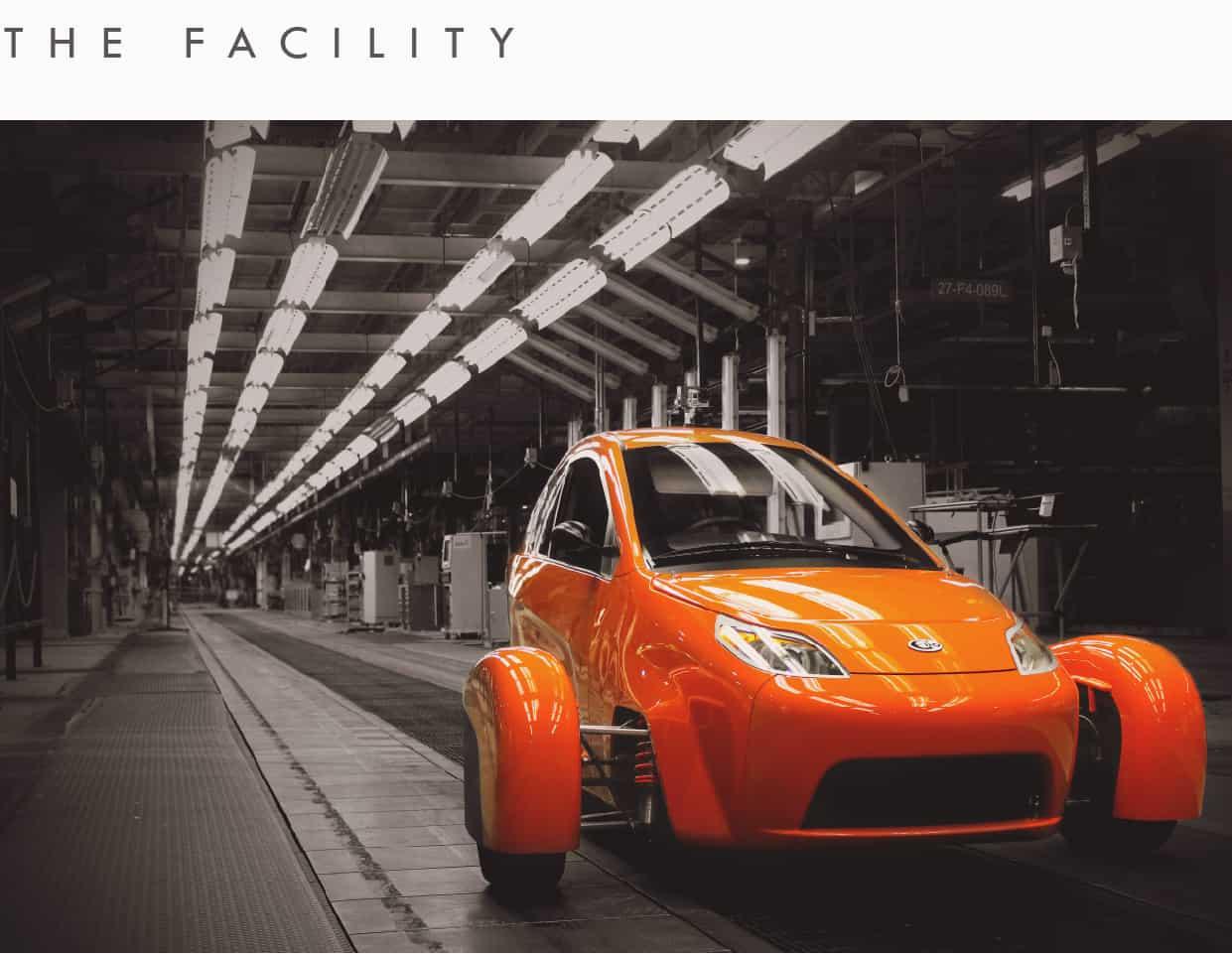 Jönnek az új autópiaci szereplők? Elio Motors, a háromkerekű kisautó