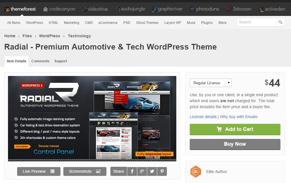 Indíts vállalkozást: 92. ötlet – WordPress sablonok értékesítése
