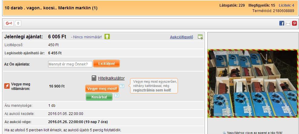 Indíts vállalkozást: 129. ötlet – ebayezés, vaterázás, jófogásozás, akár egy jó webshop alapját is leteheted