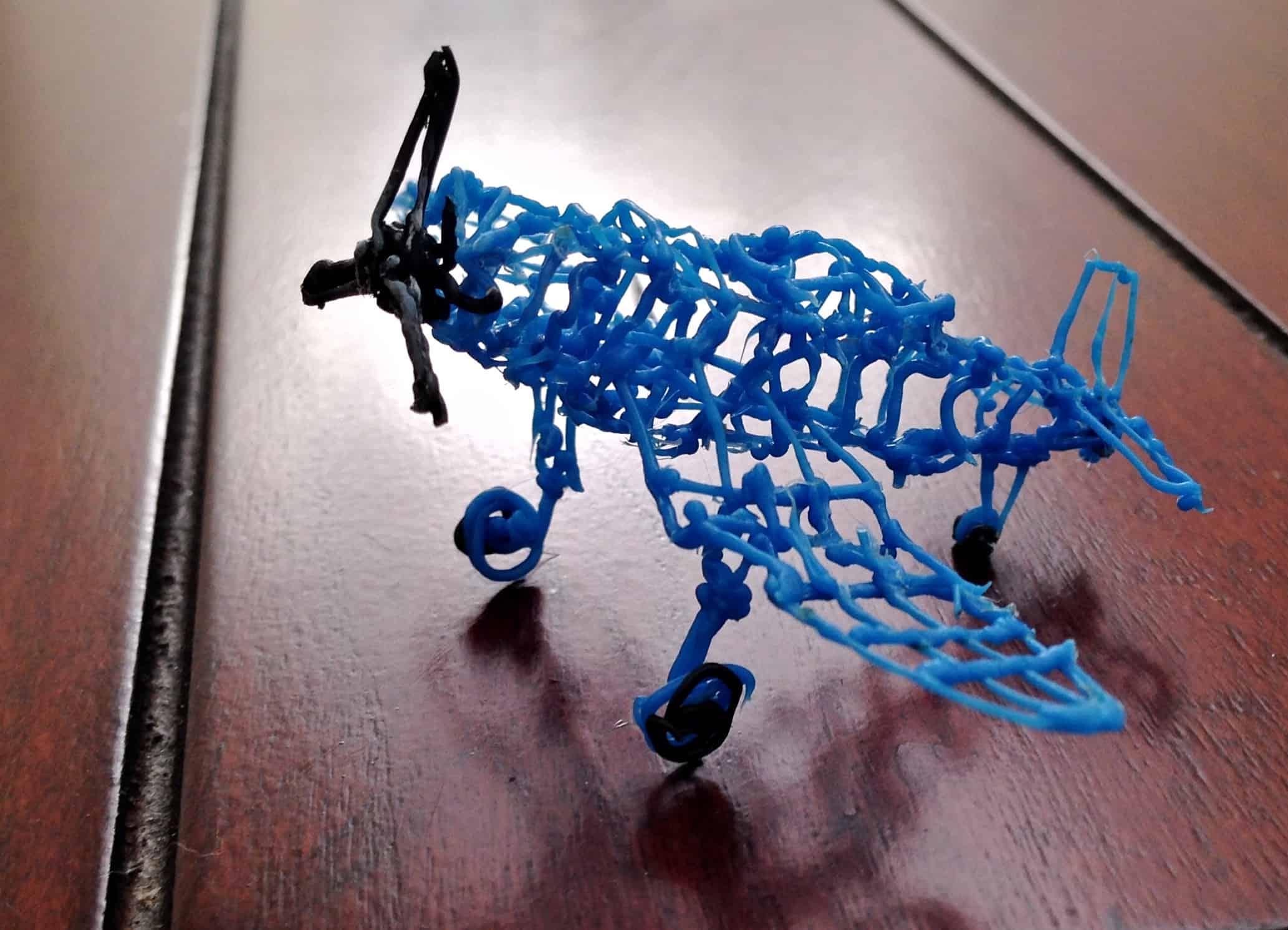 Startup ötlet: 6. ötlet – 3D nyomtatás, 3Doodler/3D nyomtató toll kiegészítő + közösségi finanszírozó kampány