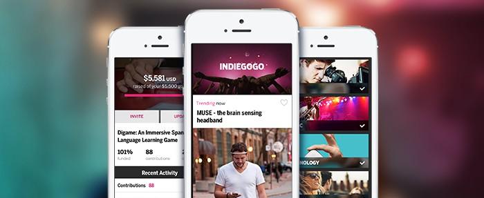 Közösségi finanszírozó oldalak összehasonlítása – Melyik jobb? Kickstarter vs. Indiegogo – infografika