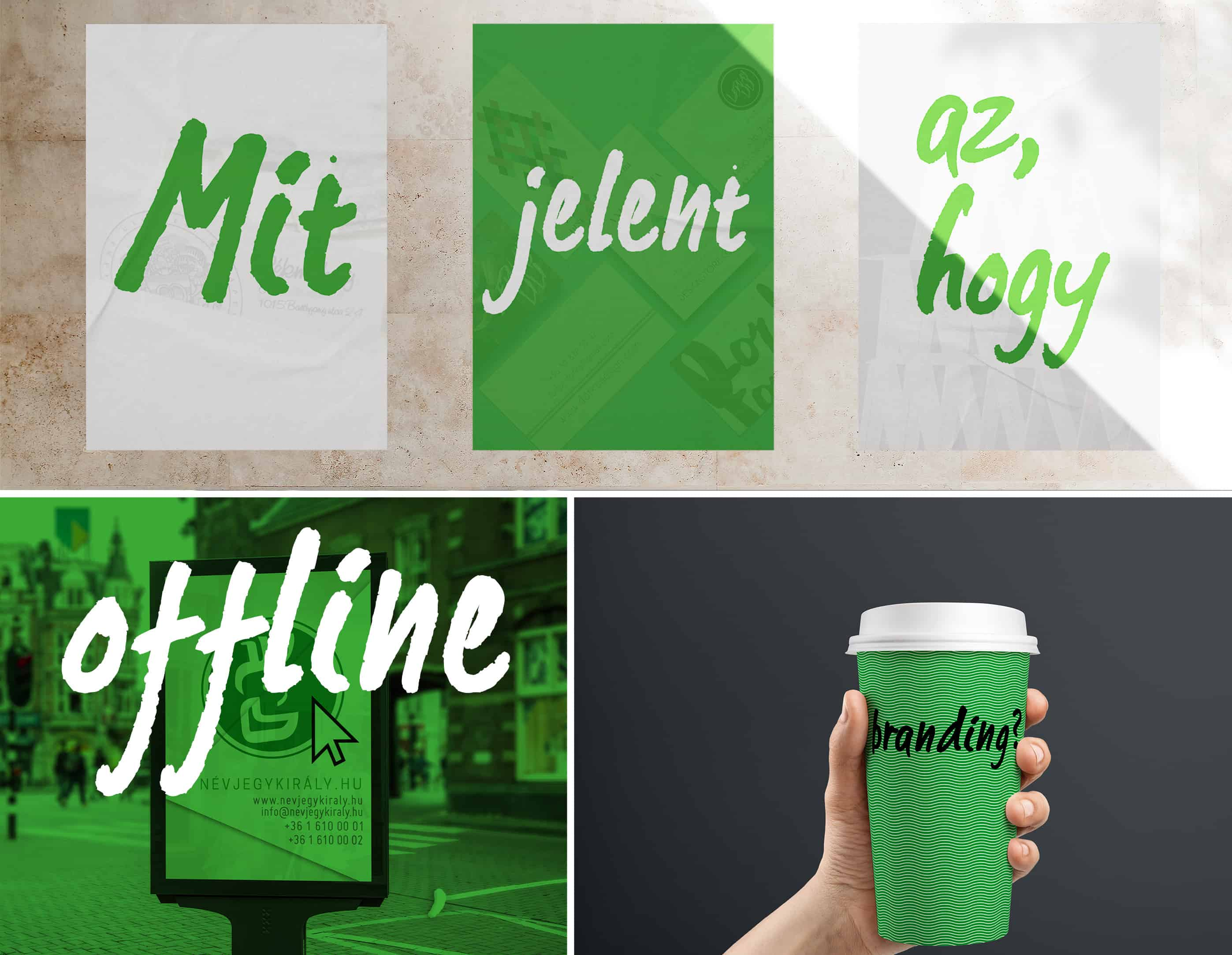 Brandépítés cikksorozat: Offline, nyomtatott, print – #brand #márka #hogyan