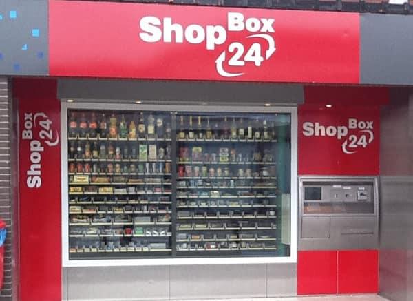 """Indíts vállalkozást: 161. ötlet – automata """"bolt"""" + további lehetőségekkel"""
