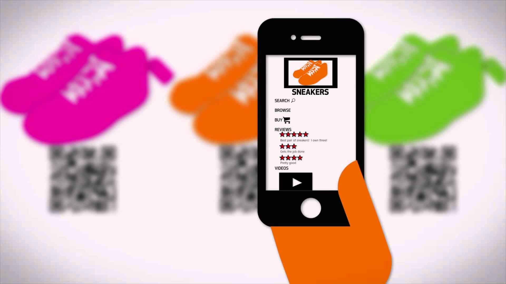 A QR kód megváltoztatja a kínaiak életét
