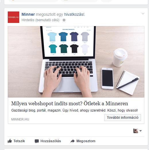 Szeretnéd módosítani a FB posztodnál a bejegyzés képét, szövegét? De a Facebook nem engedi? Itt az átmeneti megoldás