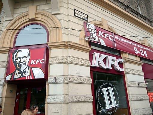 Mikor több évet vársz arra, hogy valaki felfedezze a kreatív marketingötleted…. – A KFC online gerillamarketingje