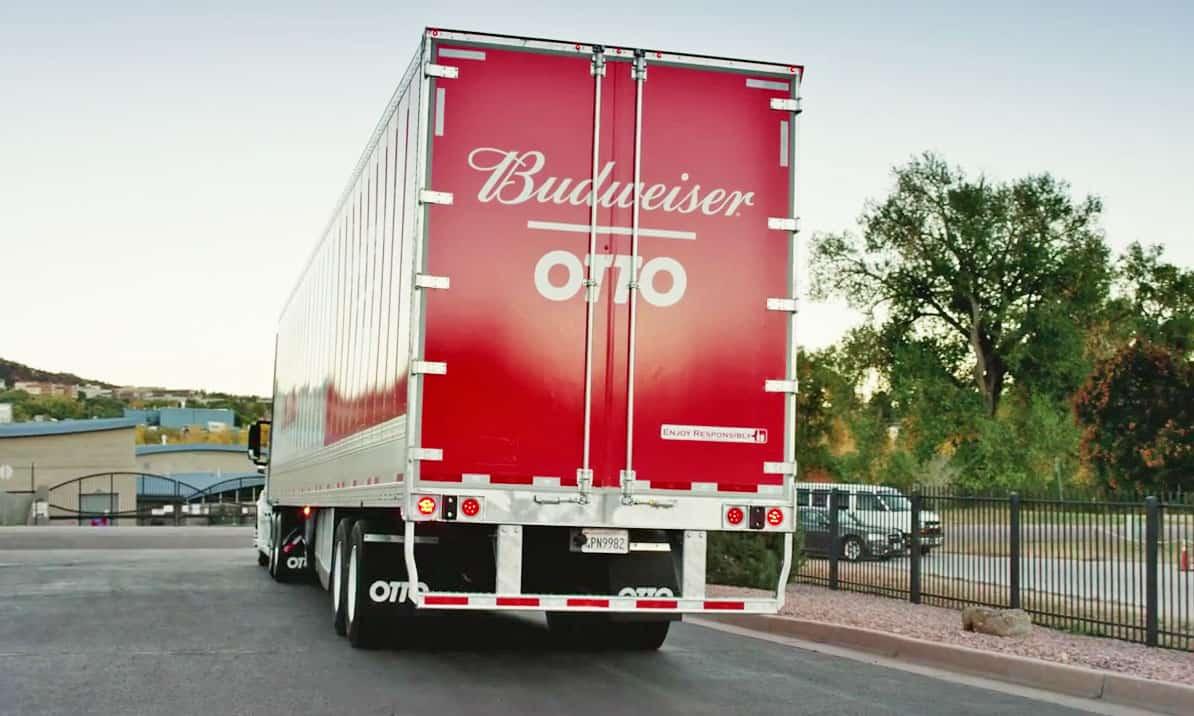 Veszélyben a teherautó sofőrök munkája? Az Uber az önvezető teherfuvarozás munkaerőpiaci hatását vizsgálta