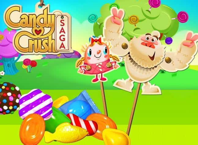 Candy Crush játékkal a tőzsdén is játszadozhatsz
