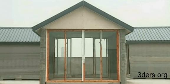 24 óra alatt 3D nyomtatóval 10 házat készített egy kínai cég