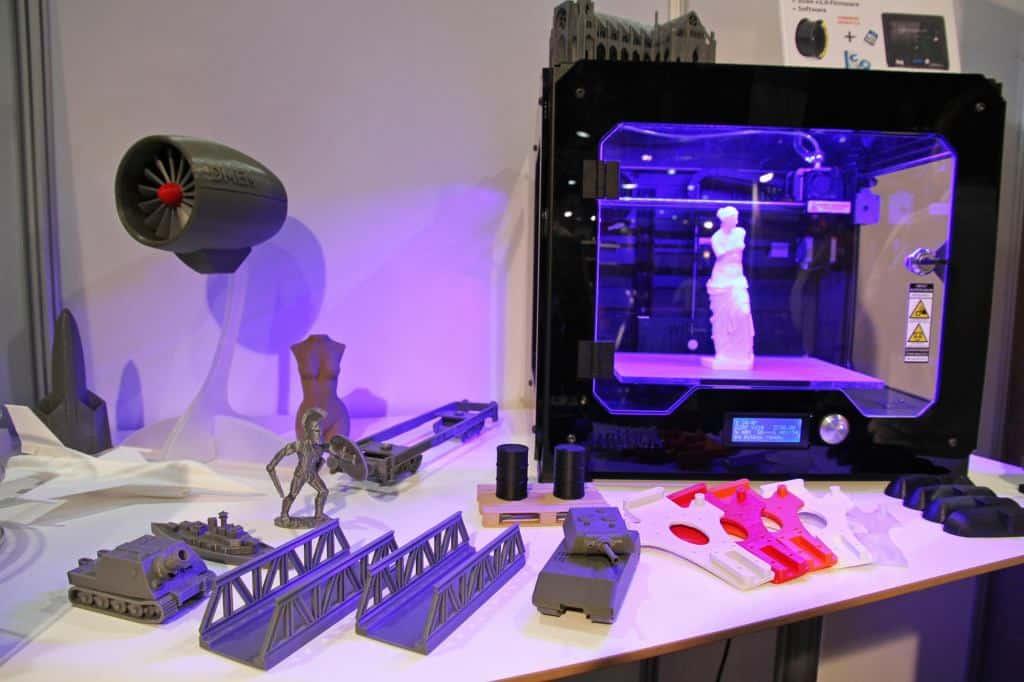 Makettek és modellek 3D nyomtatása