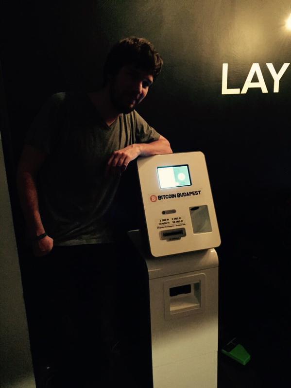 Bitcoin ATM Budapest
