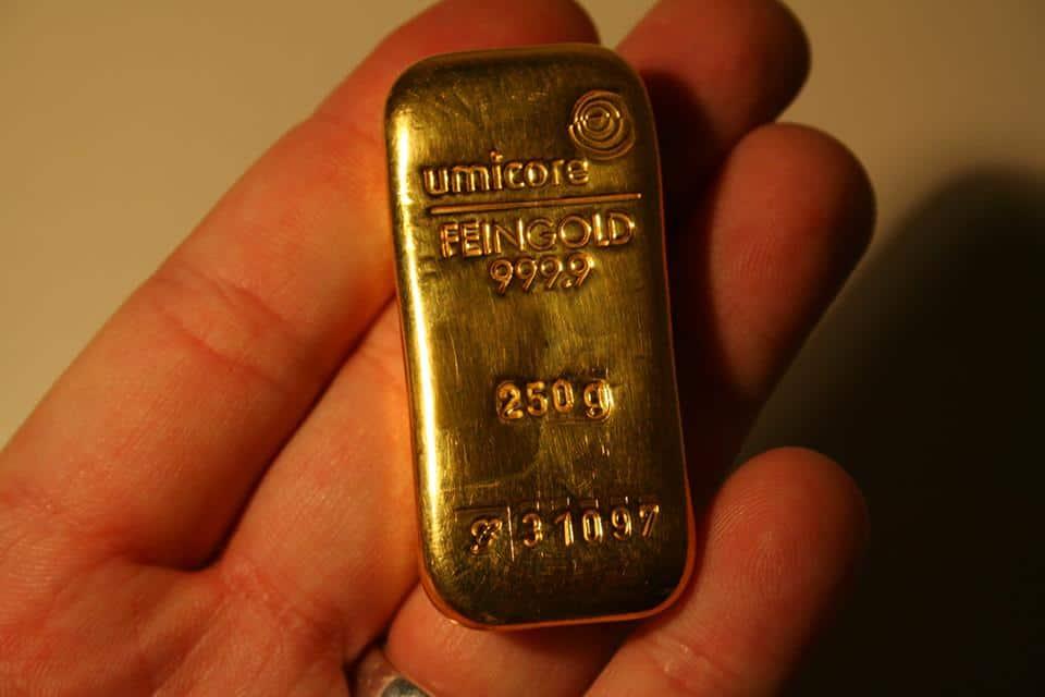 8. üzleti ötlet – fizikai arany, aranyérme értékesítése