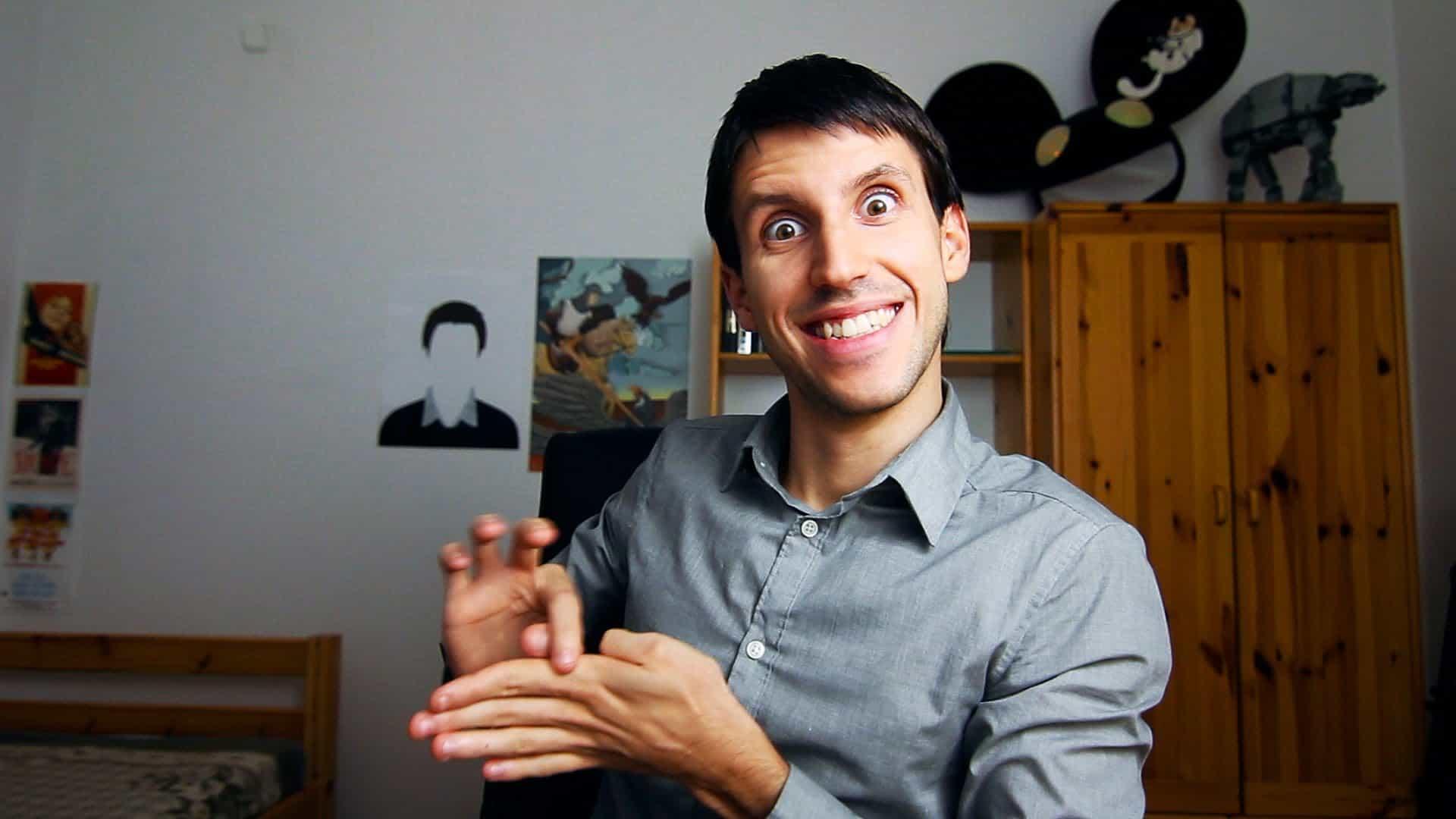 Pénzt keresni vloggerkedéssel itthon? Igen, lehet! Dancsó Péter már a TV-ben is!