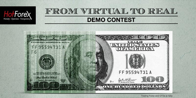 Hot forex demo contest
