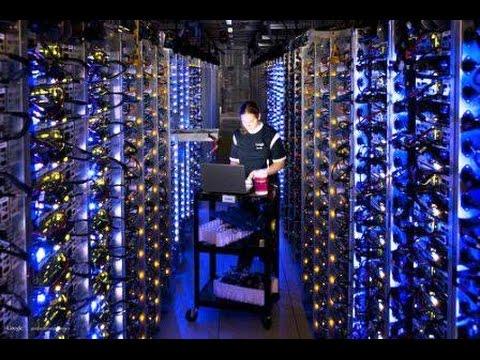 Így néz ki egy nagy bitcoin bánya belülről
