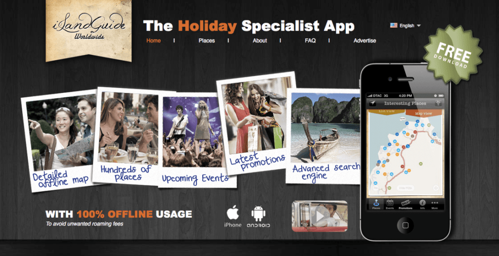 Startup kudarcok – 13. rész – iLandGuide, vagyis a magyar turisztikai applikáció, ami a szigeteket akarta meghódítani