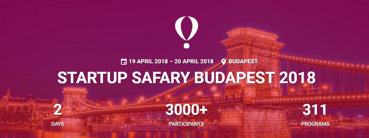 Zseniális! A Startup Safary több milliót spórolt a 2 napos rendezvény megszervezésénél – ügyes megoldás