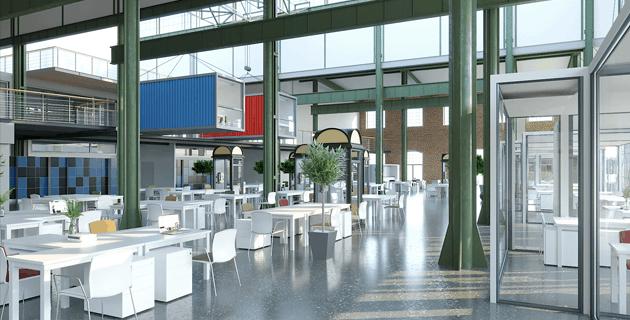 A régió egyik legnagyobb közösségi irodája nyílik a Millenárison