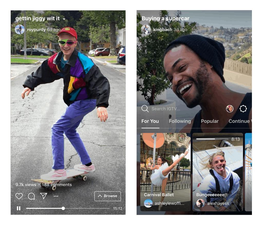 Youtube vs Facebook (Instagram) – Itt az InstagramTV, előfizetéses FB csoportok, Youtube feliratkozási díj