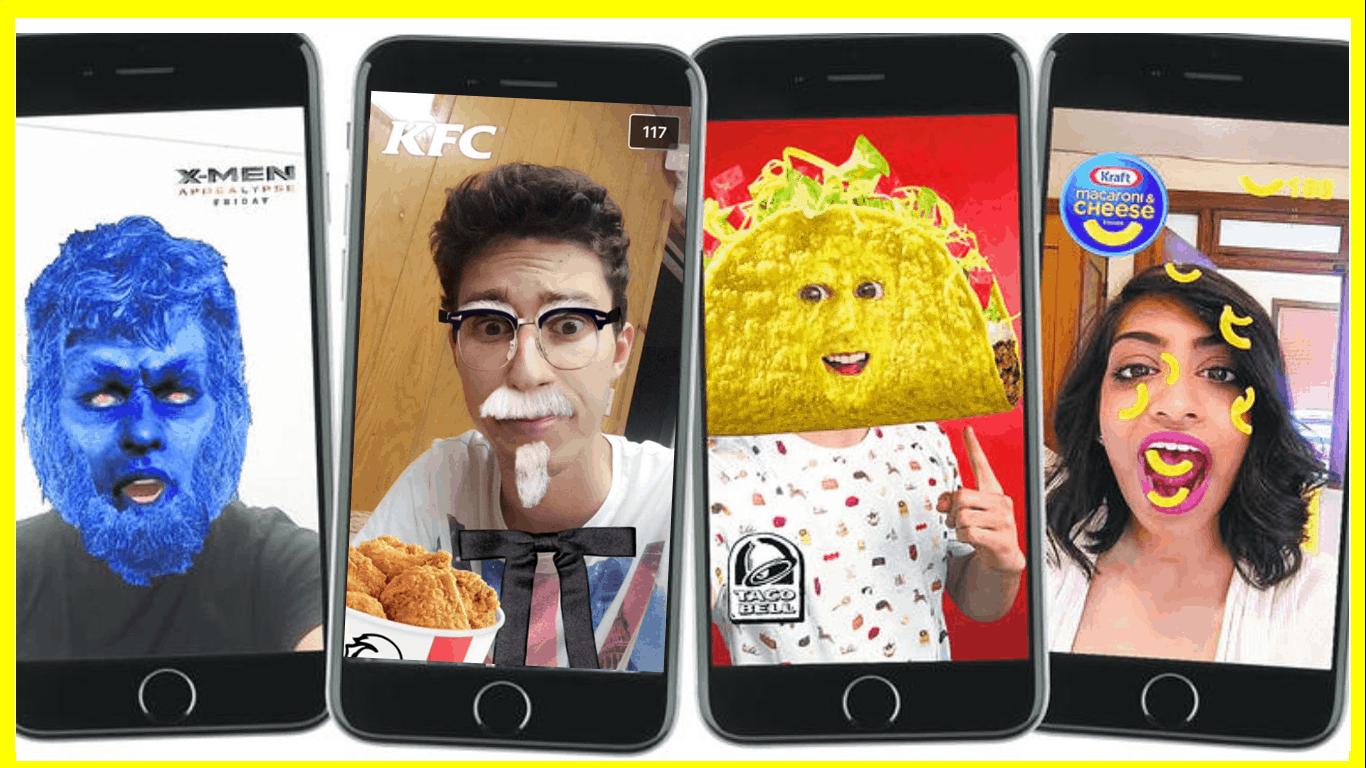 Snapchat marketing áttekintő