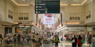 Repülőtéri bolt nyitása, duty free shop