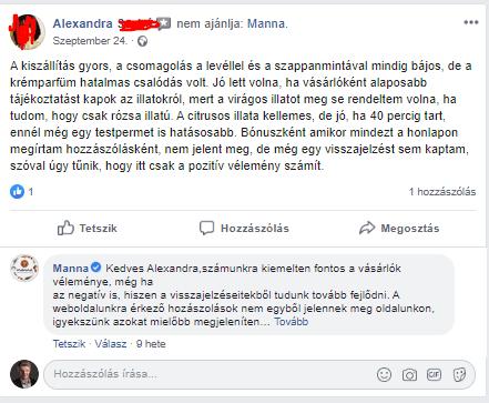 Negatív vásárlói vélemények)