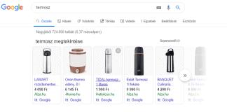 Google Shopping beállítása, útmutató