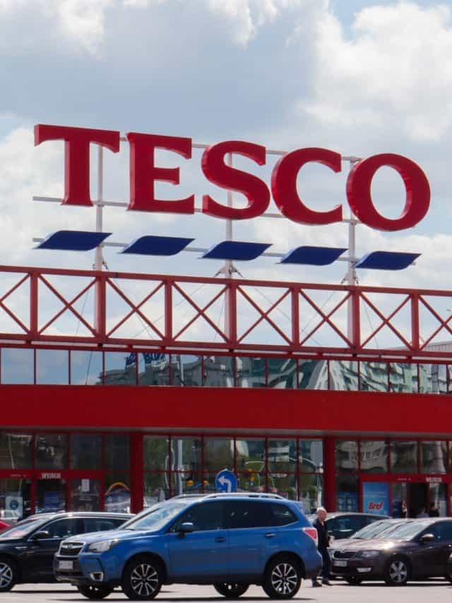 A Tesco megnyitja első pénztármentes üzletét